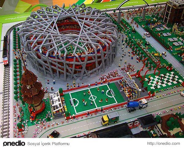 LEGO Spor Şehri