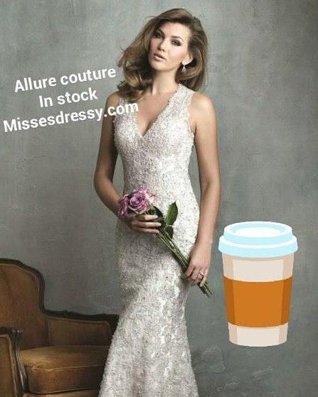 Allure #couture #ready to ship #style #showroom #nyc #longisland #freeshipping