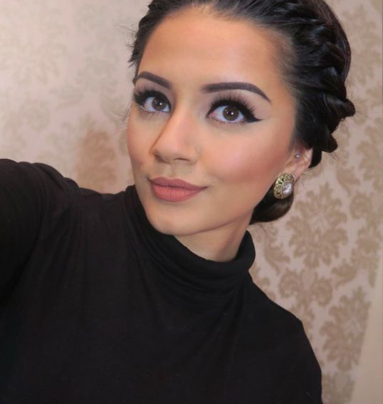 Deepika Padukone makeup tutorial - Kaushal Beauty  nyx Matte lip cream Abu dabhi and London