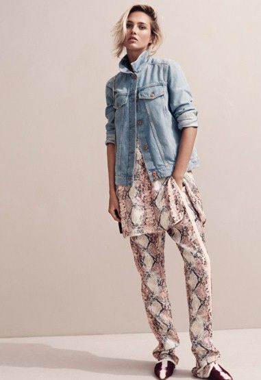 Casual and comfortable outfit, perfect for spring