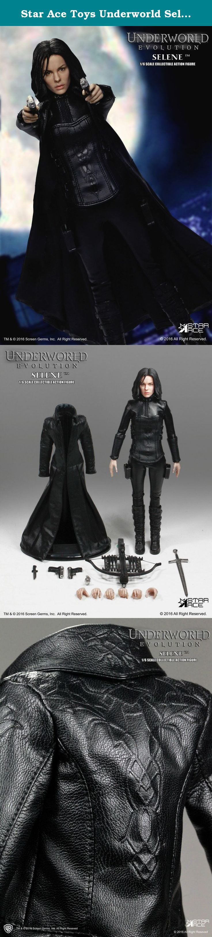 Star Ace Toys Underworld Selene Collectible Figure 1/6 Scale SA0033. If you want to buy anything, you needn't to worry about the tax, because I will declare the price of items as low as possible, trust me, you don't need to pay any tax... The item will be shipped from China, if you are in US,I will ship the item via e-packet, you will get it in about 7-15 days since you bought it, if you aren't in US,I will ship the item via China Post, you will get it in about 15-20 days... I will try my...