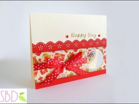 Sweet Bio design: Scrapbooking: Biglietto d'auguri di Natale feat. Sephila Creations - Christmas Greetings Card