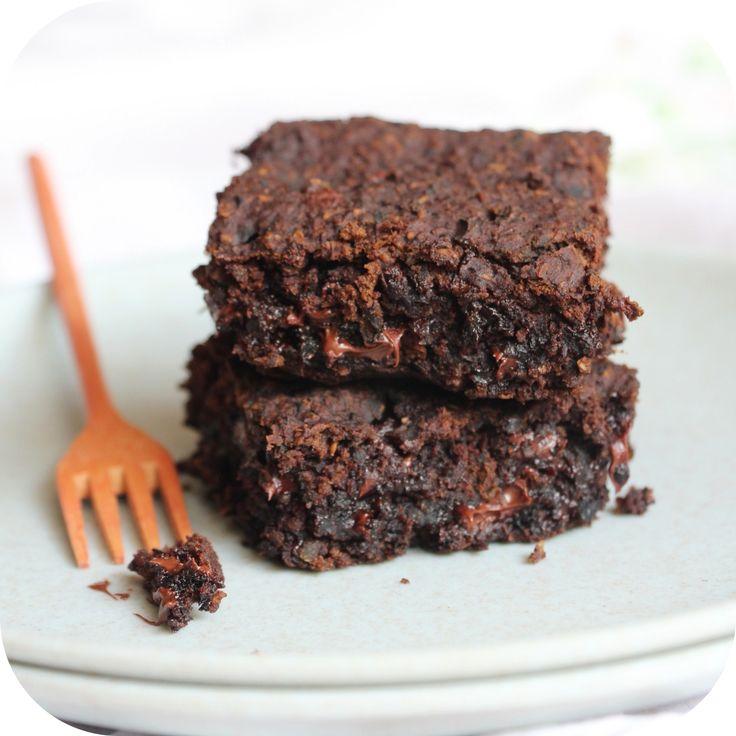 Brownie de Feijão~