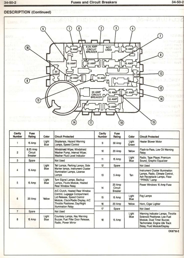 12  Fuse Box Diagram 1977 Ford Truck