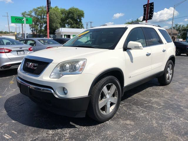 2010 Gmc Acadia Slt1 Awd 9 995 South Chicago Heights Il 22
