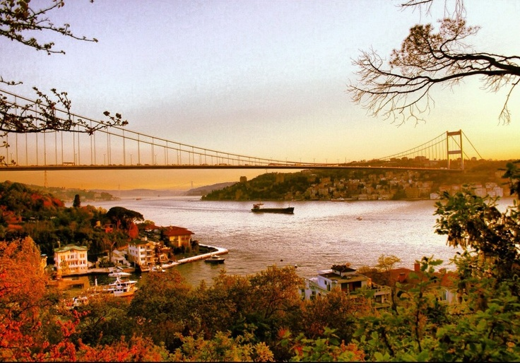 istanbul'da sonbahar