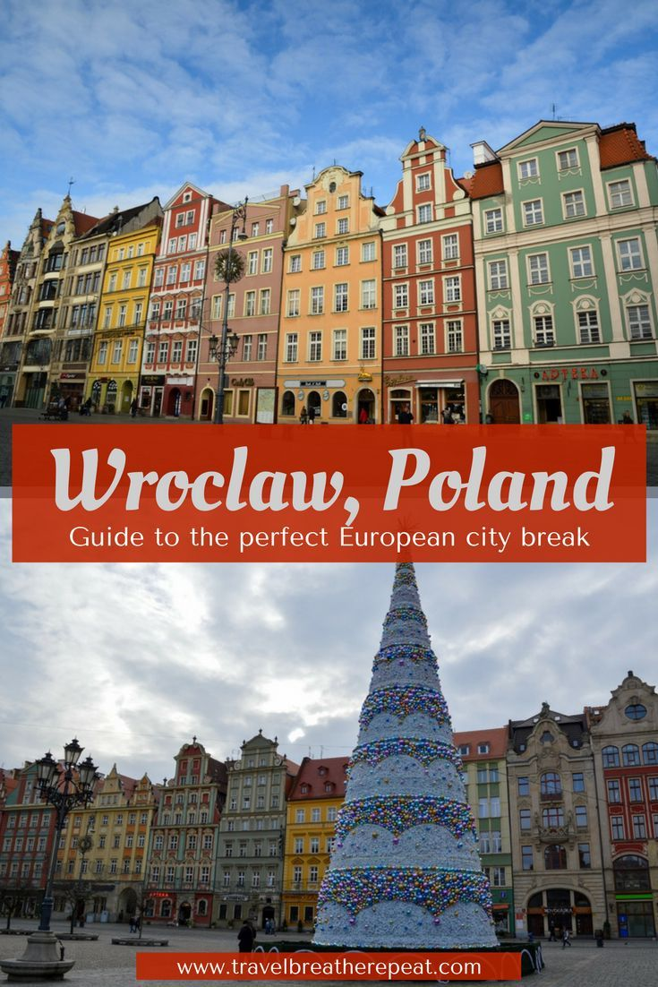 Wroclaw Poland Guide To The Perfect European City Break How To See The Wroclaw Gnomes What To Do In Wroclaw Wroclaw Poland Europe Citybreak