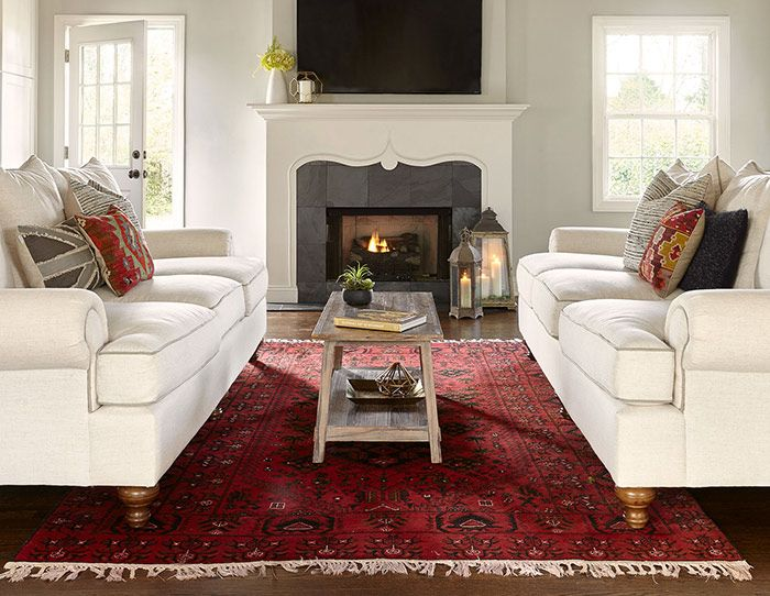 For The Love of Rugs – Building A Room Around A Rug