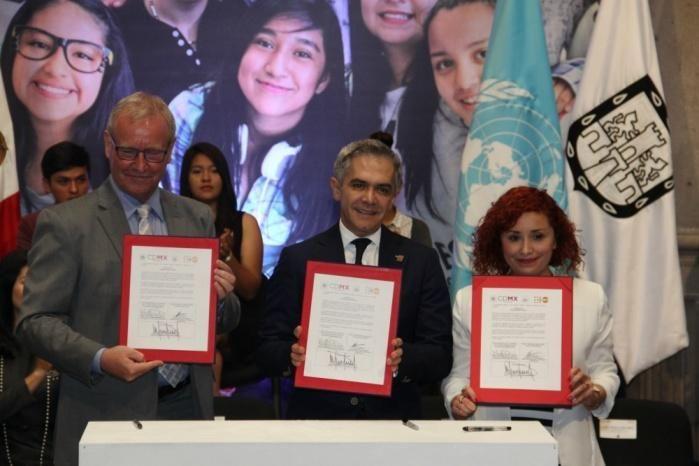 Impulsa Gobierno CDMX acciones para reducir embarazos en jóvenes de entre 12 y 19 años