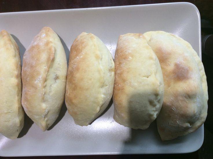 Empanadas de Manzana con Canela