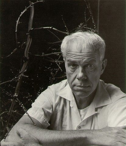 master Minor White, by master Imogen Cunningham
