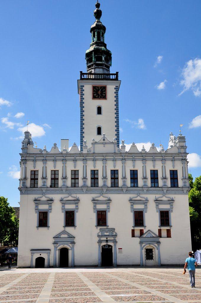 majasa - Chełmno - Ratusz (Town Hall)
