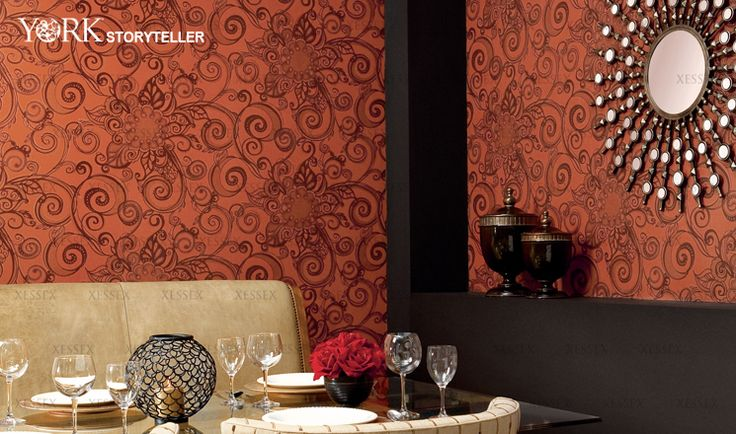 Storyteller by York (Visit www.xessex.com.sg for the latest ranges and collections!) #interior #design #Xessex #interiordesign #wallpapers #wallcoverings #GoodDesign #PoshLiving #mylar #mosaic