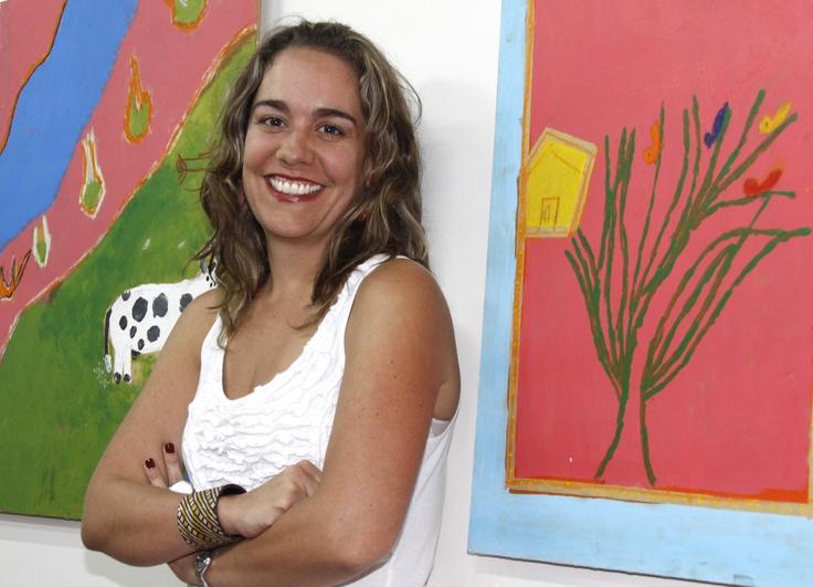 Catalina Cock -Directora de La Fundación Mi Sangre (iniciativa del cantante JUANES), le habló al Cassette con el alma.
