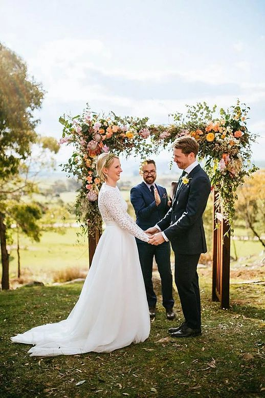 Melbourne based wedding celebrant and professional MC who is on a mission to eliminate boring weddings!