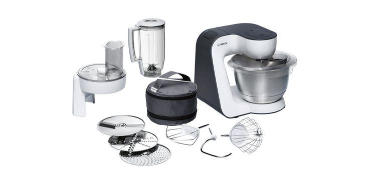 Διαγωνισμός με δώρο κουζινομηχανή/πολυμίξερ Bosch