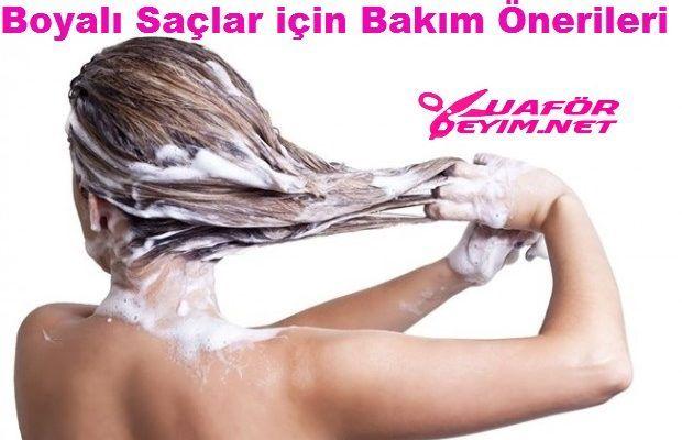 Boyalı saçlar için en iyi boyalı saç bakımı önerileri Boyalı saç bakımı nasıl yapılır 11 etkili Boyalı saçlar için bakım önerisi bakım maskeleri, ürünleri