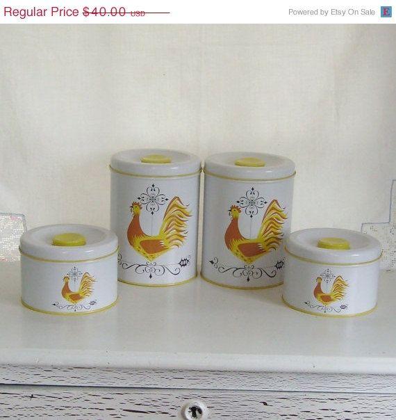 624 best vintage kitchen canister sets images on pinterest vintage