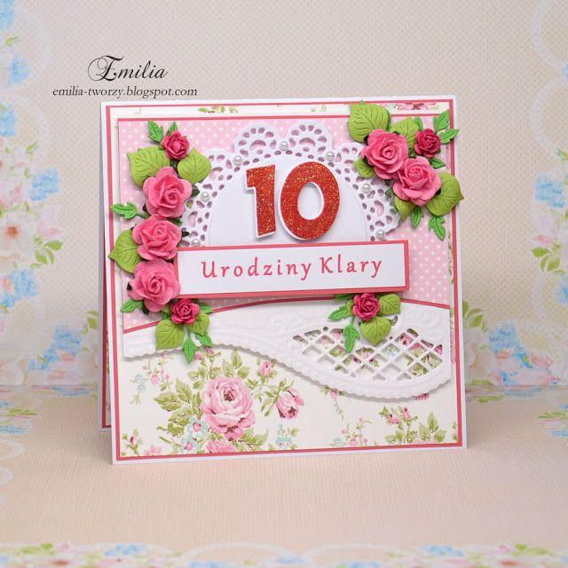Kartka urodzinowa/Birthday card