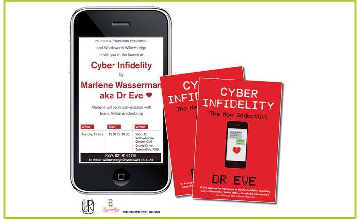 Wordsworth Willowbridge Book Launch - Cyber Infidelity