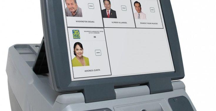 ¿Qué ganan los países con el voto electrónico? http://www.technopatas.com/que-ganan-los-paises-con-el-voto-electronico/?utm_content=buffera82f8&utm_medium=social&utm_source=pinterest.com&utm_campaign=buffer #Tecnología #Noticias Smartmatic Español