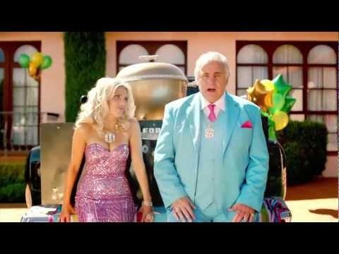 Australia Day - Barbie Girl - Sam Kekovich Lamb Ad 2012