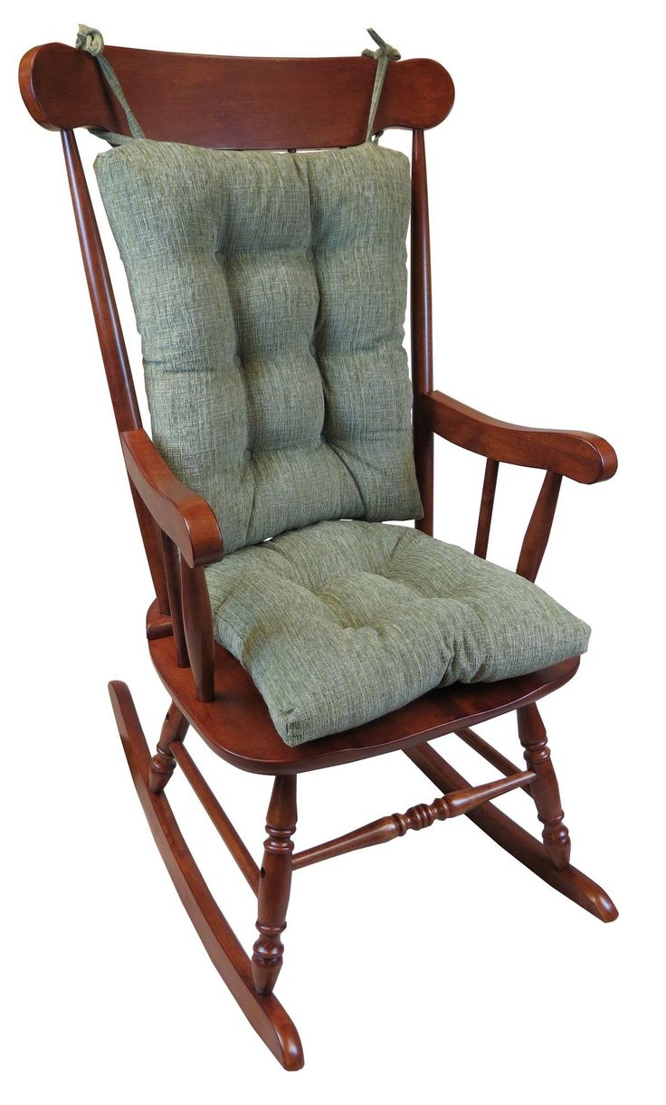 rocking chair cushions kohls westfield outdoor zero gravity best 25+ pads ideas on pinterest | covers, white wooden ...
