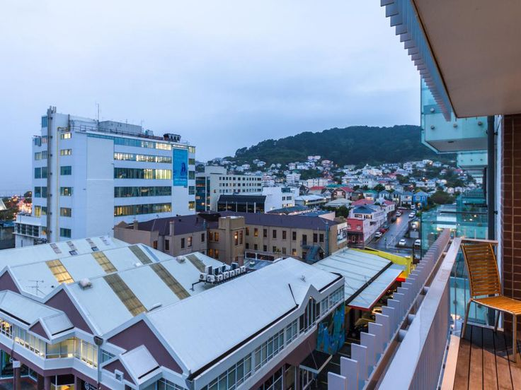 A beautiful view from a 6th floor Republic Apartment! http://www.tommys.co.nz/head-office/agent/john-kettle