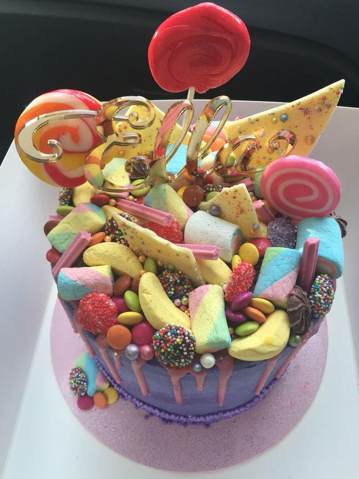Loved making Ella's cake