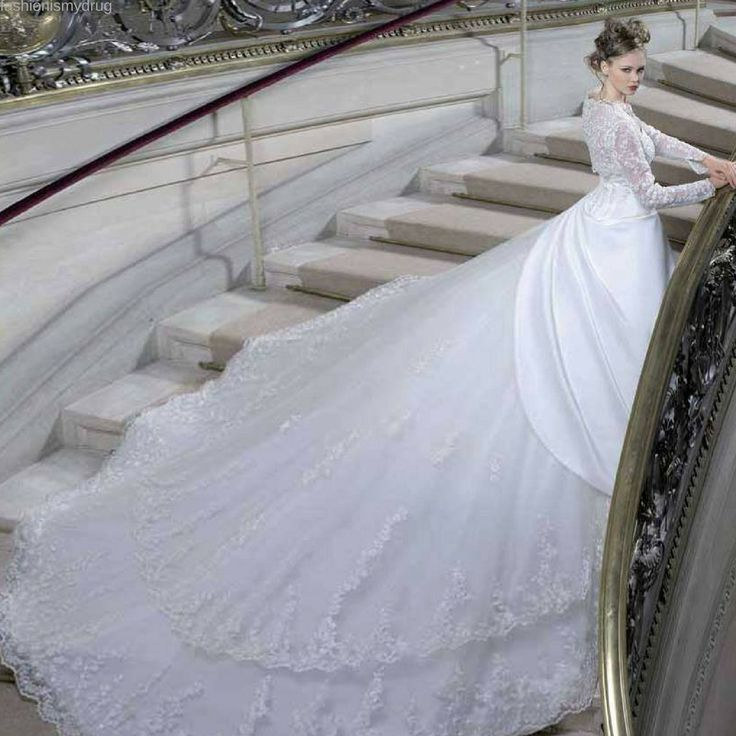 Wow Dont You Want This Wedding Gown WeddingGoals