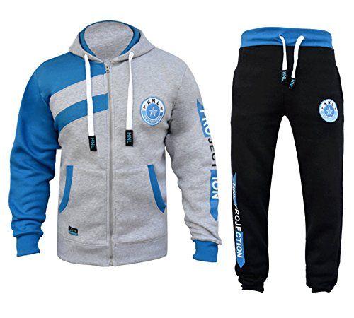 Mens Jogging Suit Fleece Hooded Tracksuits Sweat Suit Jog... https://www.amazon.co.uk/dp/B07562DDVL/ref=cm_sw_r_pi_dp_x_uSU7zbSEEN3Y2
