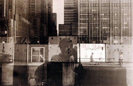 Self Portrait, New York City, 1968