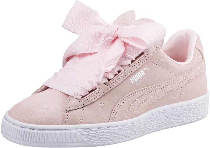 PUMA Suede Heart Celebrate Women's Trainers | Sports Direct
