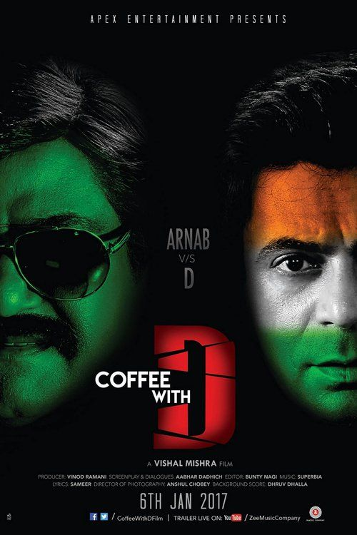Coffee with D (2017) Full Movie Streaming HD