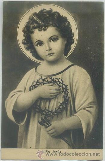 POSTAL RELIGIOSA. NIÑO JESUS P-REL-354,5 (Postales - Religiosas y Recordatorios)