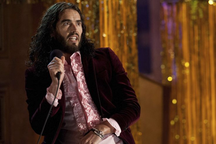 Russell Brand as William