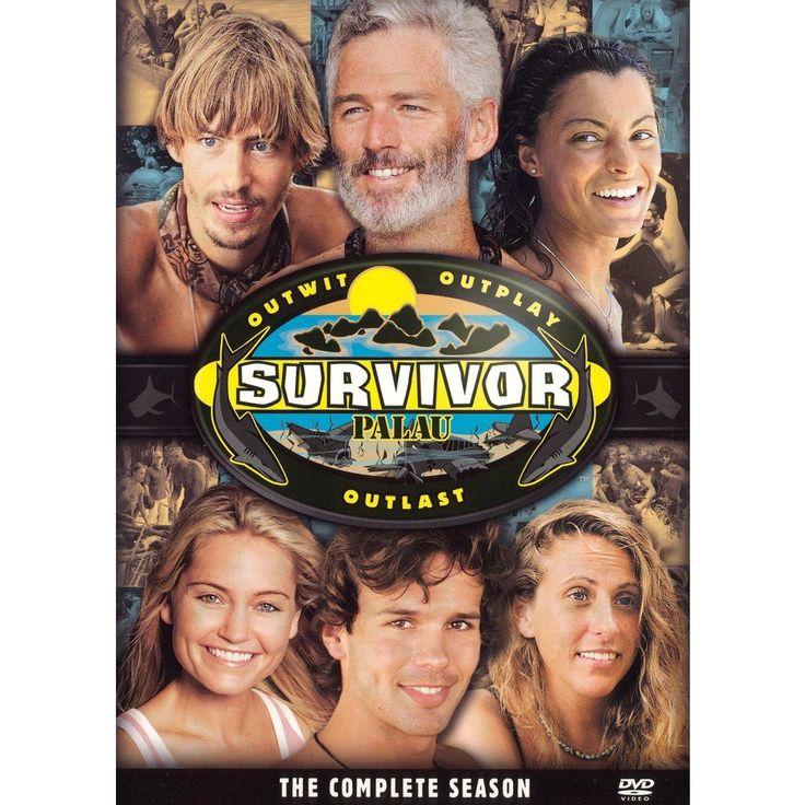 Survivor: Palau - The Complete Season (4 Discs)