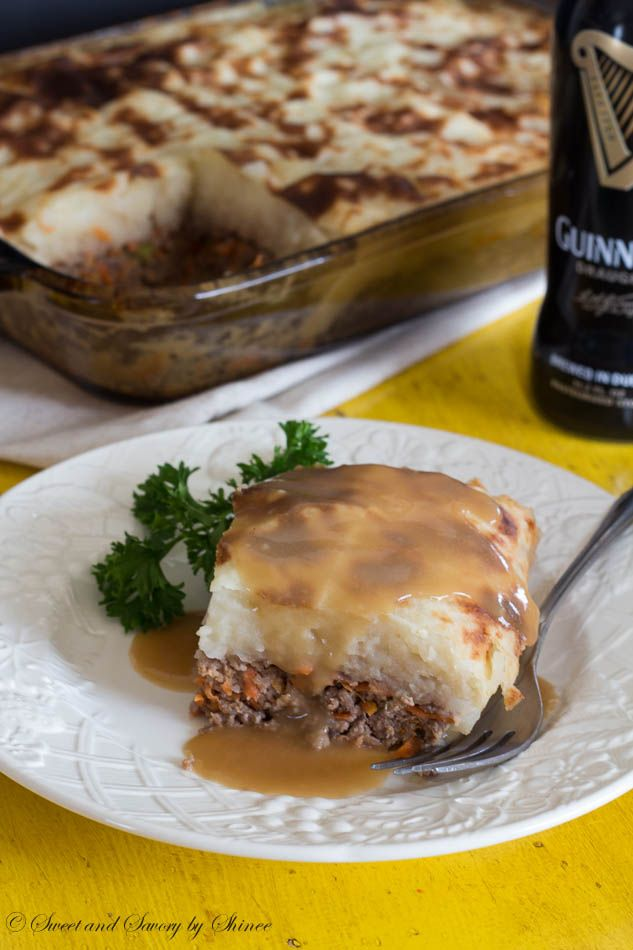 Irish Shepherd's Pie is truly comforting, soul warming, delicious dinner. Unlike most recipes, you don't need to brown the meat with this on...
