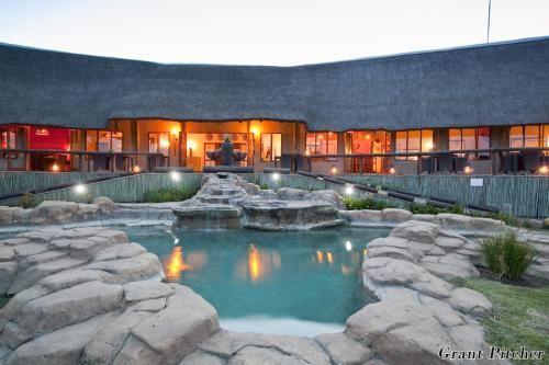 The Springbok Lodge is Kwazulu Natal