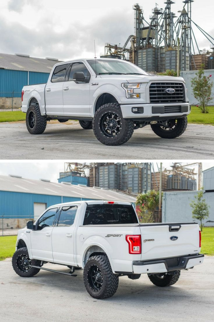 Fuel Matte Black Krank Wheels Ford Trucks Ford Trucks F150