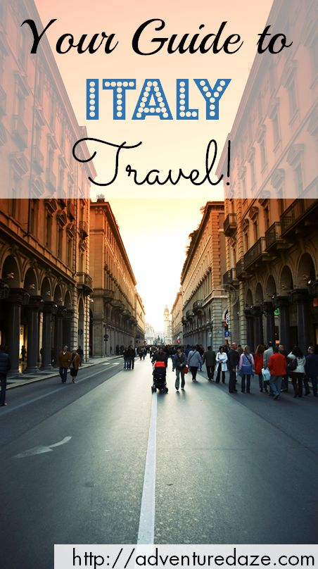 Your go-to guide for visiting Italy on your next amazing vacation!
