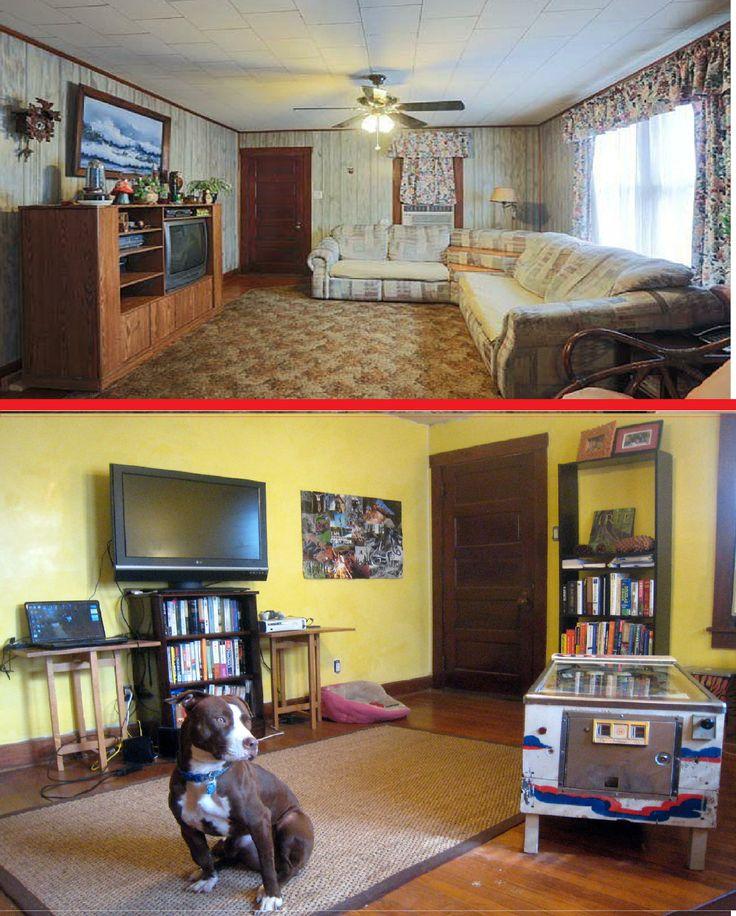 17 Best Images About Renovation On Pinterest: 17 Best Images About Before-After House Renovation