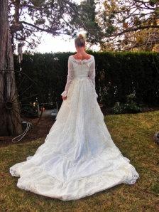 Vintage jurken in Jurken - Etsy Bruiloften - Pagina 2 - Etsy