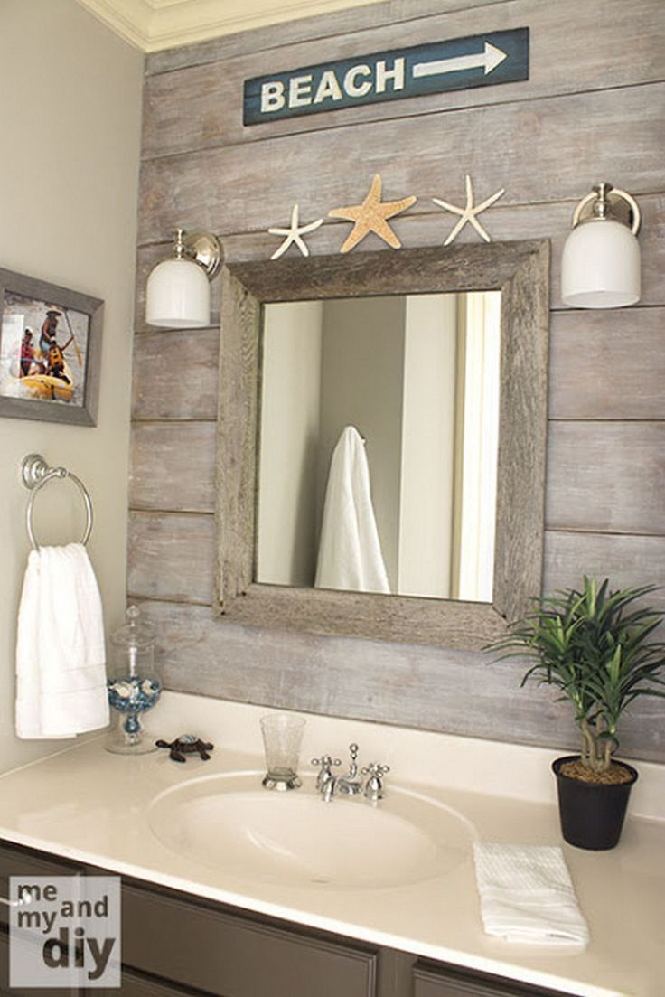 Beach Theme Bathrooms 17 Best Ideas About Beach Theme Bathroom On Pinterest Beach