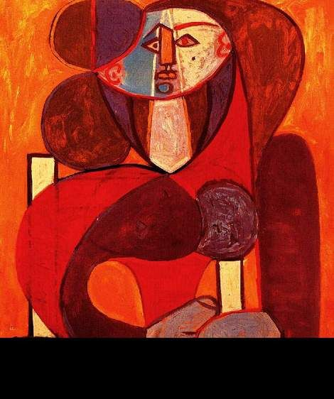 Pablo Picasso , 1946