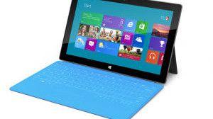 Microsoft peilt mit Surface 50 Prozent Marktanteil bei Windows-8-Tablets an