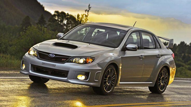 2012 #Subaru WRX STI Limited #Car Model