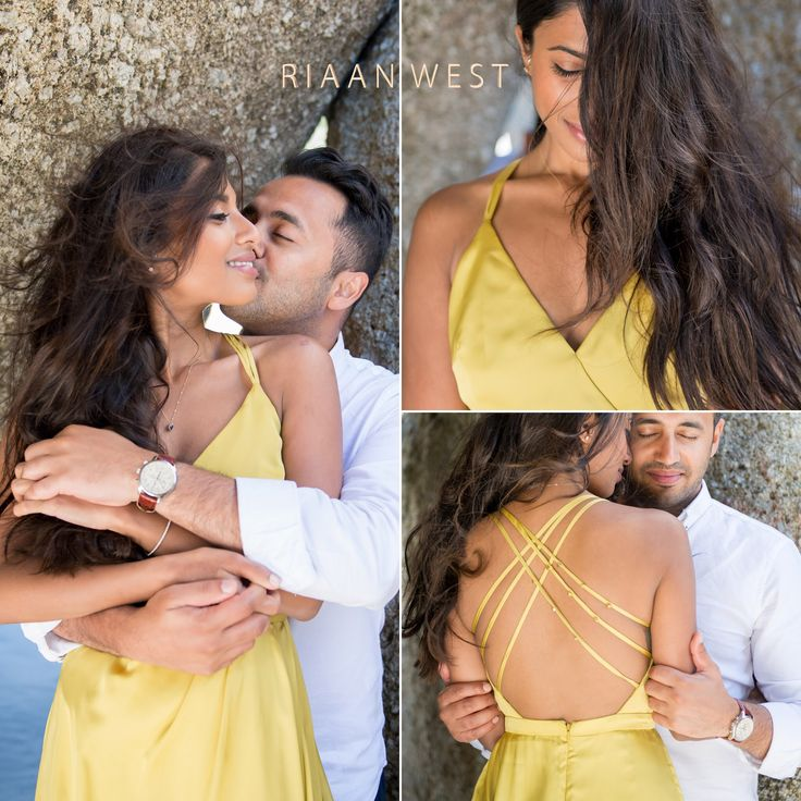 From an #Artist point of view, They always #design and make use of the number 3. I used 3 images to try and portray the #love between two people. #RiaanWest #CaveEngagement #BeachEngagement #Yellowdress #Fineart #Lovebetweentwopeople #Intimatelove #MyArmsAreyourHome