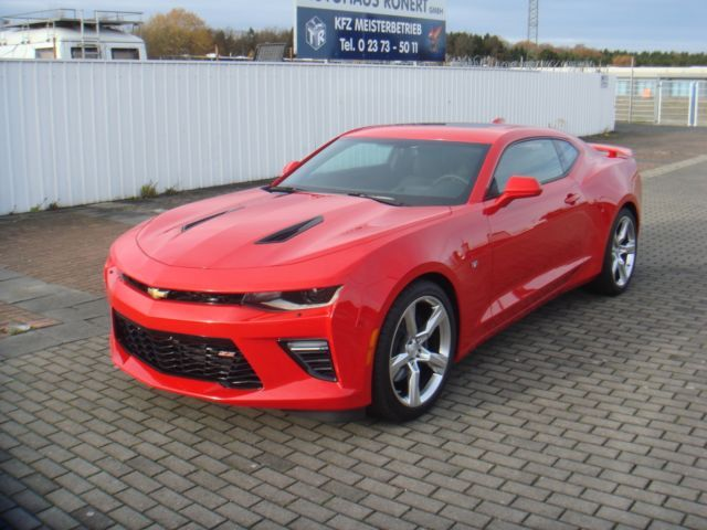 Was n Auto!  - Chevrolet 2017 Camaro 2SS Magnetic Ride Schiebedach