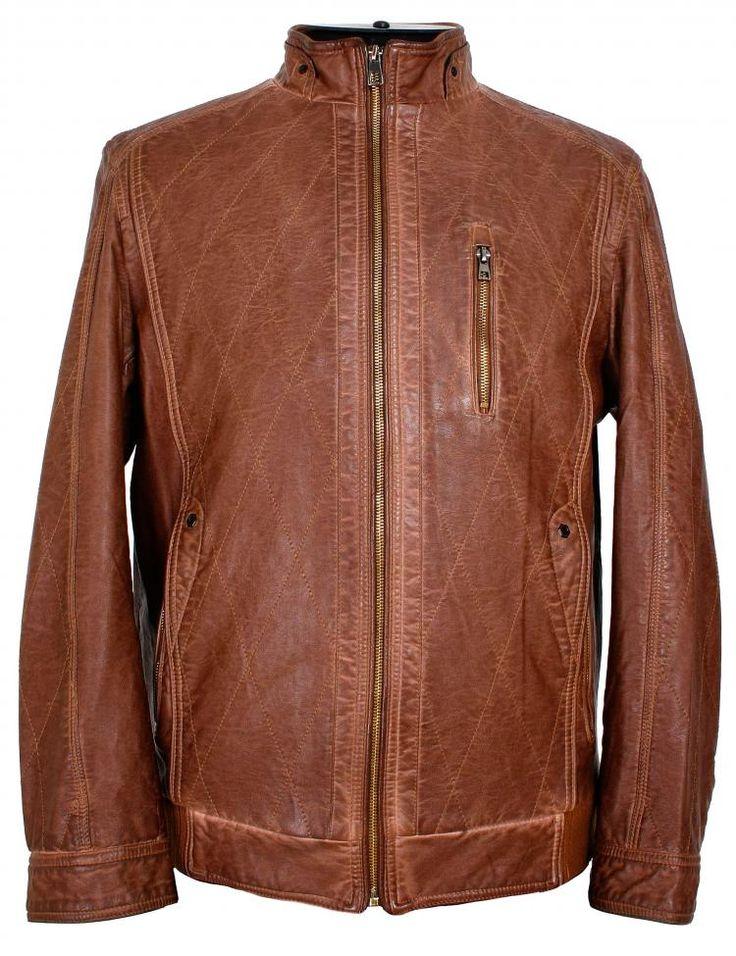 Мужские кожаные куртки в Екатеринбурге